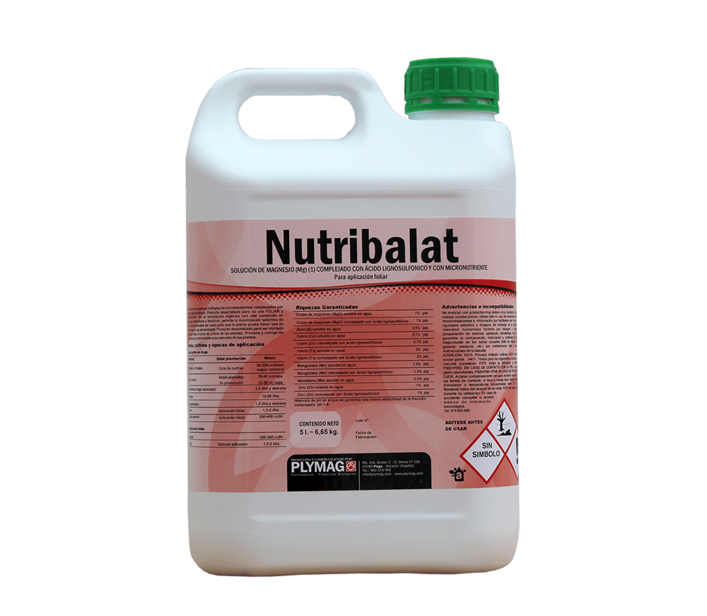 micronutriente nutribalat