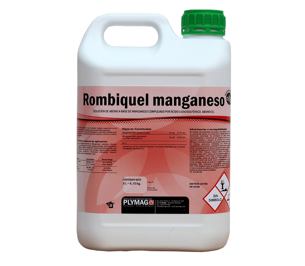 micronutrientes rombiquel-manganeso