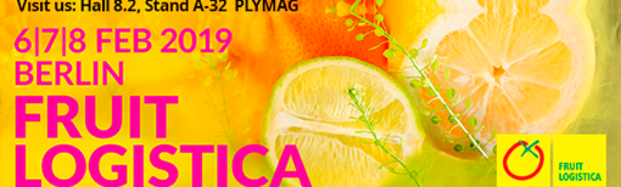 Plymag attends Fruit Logística 2019