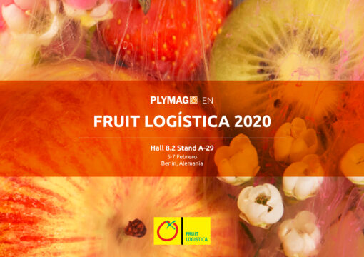 Plymag estará presente en Fruit Logistica 2020